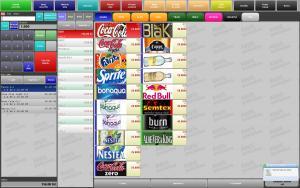 Dotyková LCD pokladna AWIS 4.4.8 - náhled
