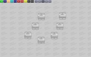 Dotyková LCD pokladna AWIS 5.0.0 - náhled