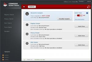 Comodo System Cleaner 3.0.172695.53