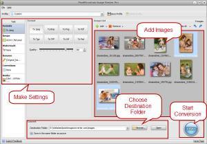 PearlMountain Image Resizer Pro 1.4.0 - náhled