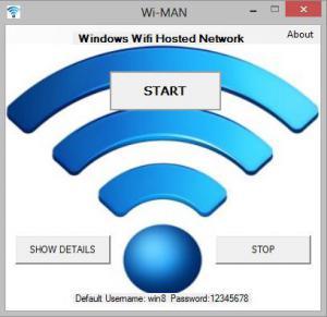 Wi-MAN 1.0 - náhled