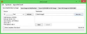 BitClone9 1.0 - náhled