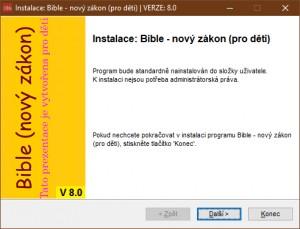 Bible - nový zákon (pro děti) - náhled