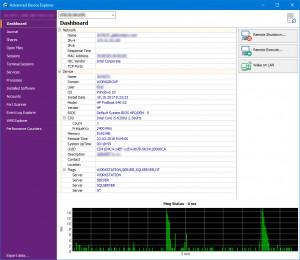 MiTeC Network Scanner - náhled