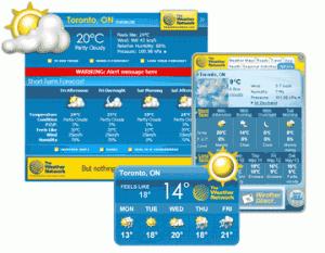 WeatherEye 2.1.1.3 - náhled