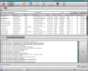 aMule 2.2.2 - náhled
