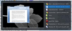 VistaSwitcher 1.1.5 - náhled