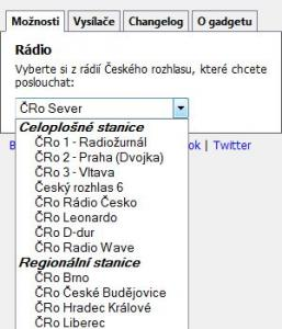 Český rozhlas 1.6.1 - náhled