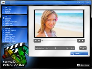 SuperEasy Video Booster 1.1.3056 - náhled
