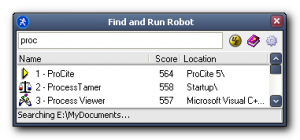 Find and Run Robot 2.234.01 - náhled