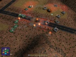 Warzone 2100 3.2.3 - náhled