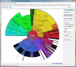 HDGraph 1.5.1 - náhled