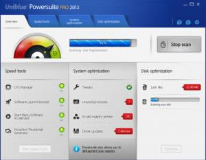 Powersuite 2013 - náhled