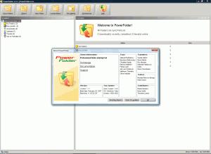 PowerFolder Free 8.1.35 - náhled