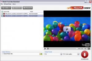 Need4 Free YouTube Download 6.0 - náhled
