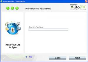 Memeo AutoSync 3.60.7123 - náhled