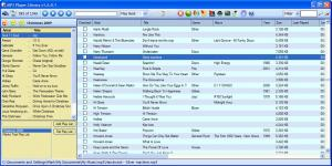 MP3 Library Player 2.3.3.4 - náhled