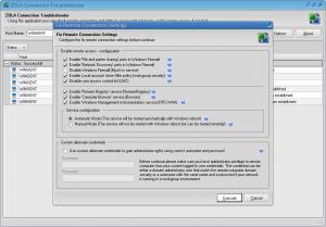 ZOLA Connection Troubleshooter 1.12.35 #3150 - náhled