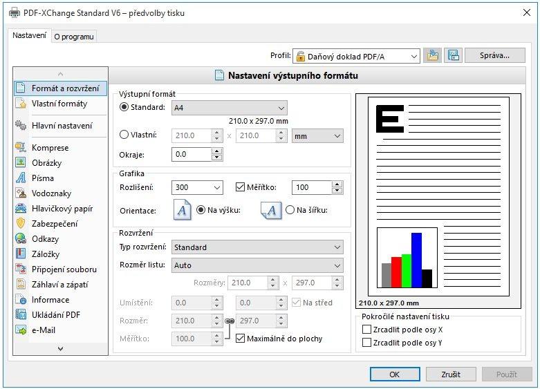 PDF-XChange PRO V6 6.0.322.7 - Plná licence - 1 licence