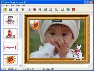 Photo Frame Genius 2.2 - náhled