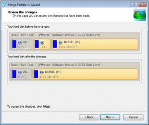 Hard Disk Manager 2010 Suite - náhled