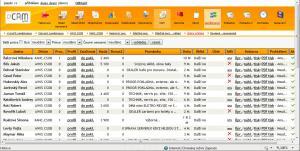CRM systém AWIS 5.5 - náhled