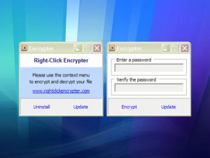 Right-Click Encrypter 1.6 - náhled