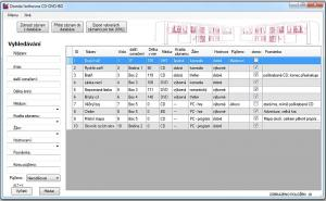 Domácí Knihovna CD-DVD-BD 1.0.0.8 - náhled