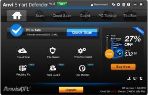 Anvi Smart Defender 2.4 - náhled