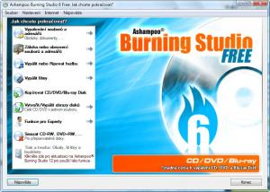 Ashampoo Burning Studio 6 FREE 6.84
