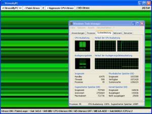 StressMyPC 2.99 - náhled