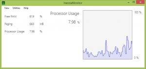 InerziaMonitor 1.3.0.0 - náhled