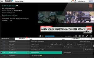 PlutoTV 0.0.7 - náhled