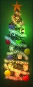 Vánoční Stromeček desktop - náhled