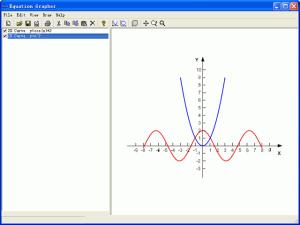 Equation Grapher 2.0 - náhled