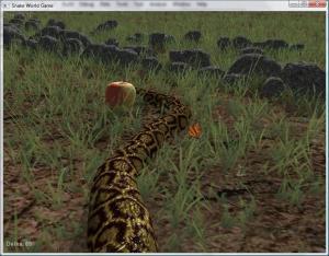 SnakeWorld 1.2.3 - náhled