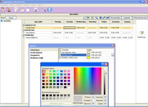 Ergonomic Administrator 1.2. - náhled