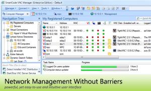 SmartCode VNC Manager Standard 32-bit 6.9.10 - náhled