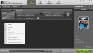 iSkysoft Video Converter Ultimate - čeština - náhled