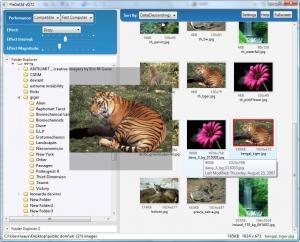 PixGal3d 0.80b - náhled