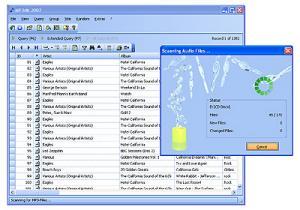 MP3db 2008 4.0.2 - náhled