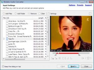 Audio Converter 3.0.0 - náhled