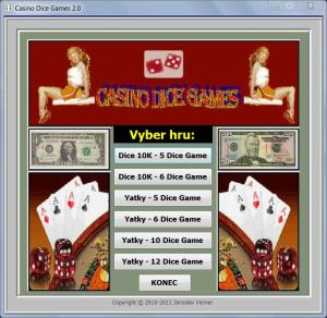 Casino Dice Games 2.0.0.00 - náhled