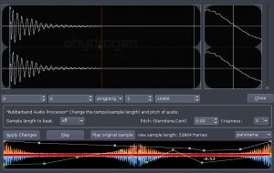 Hydrogen 0.9.6 Alpha - náhled