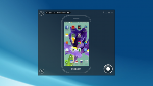 liteCam Android 5.0.0.2 - náhled