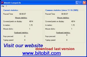 Bitobit Compolife 1.02 - náhled