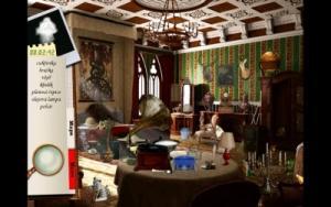 Tajemství zámku Bílého jednorožce - náhled