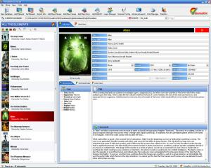 VisualDivX 0.85 - náhled