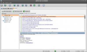 qBittorrent 3.3.13 - náhled