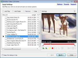 Video Converter 1.0.7 - náhled